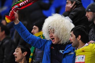 У фанатов «Анжи» возникли проблемы с московской полицией