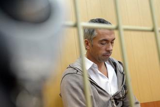 Станислав Хацкевич в зале Тверского районного суда