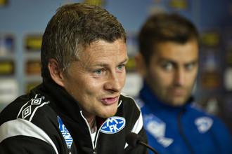 Главный тренер «Мольде» Уле-Гуннар Сульшер отметил линию обороны казанского «Рубина»