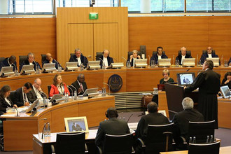 Международный трибунал ООН по морскому праву