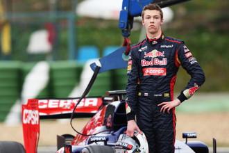 Даниил Квят — российская надежда на подиум в Сочи в рамках Гран-при «Формулы-1»
