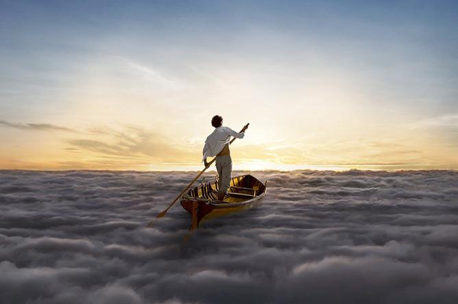 Обложка альбома Pink Floyd «Endless River»