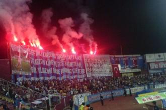 Фанаты «Трабзонспора» готовят ЦСКА горячий прием