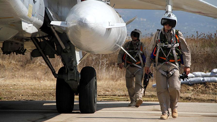 Летчикам не заплатили за «сирийские самолеты»