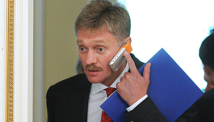 Песков ответил на заявление МУС о «противостоянии» России и Украины