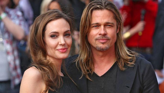 Дети подтвердят: Джоли нашла доказательства насилия со стороны Питта