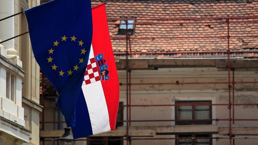 Правящая партия Хорватии лидирует на парламентских выборах