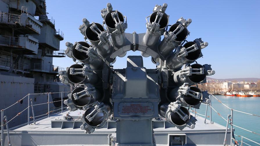 Оснащенный Калибрами российский фрегат вошел в Средиземное море