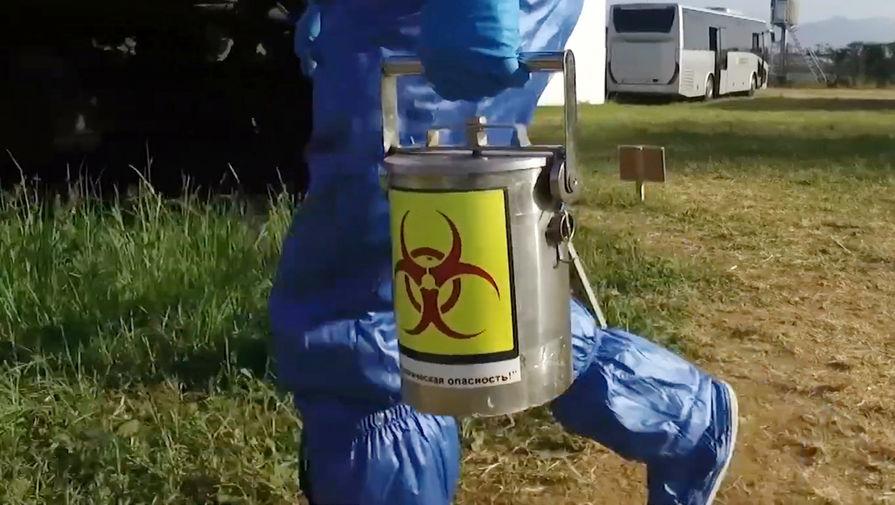 В Монголии выявили еще одного заразившегося бубонной чумой