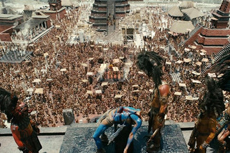 Кадр из фильма «Апокалипсис» (2006)