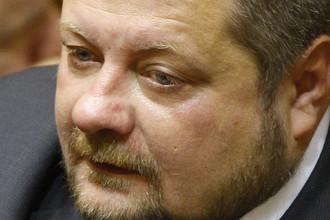Депутат Верховной рады Украины Игорь Мосийчук
