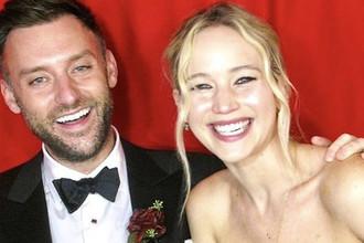 «Он лучший человек»: Дженнифер Лоуренс вышла замуж
