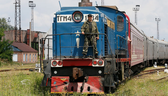 «Застряли в 90-х»: немцев зовут спасать железные дороги Украины