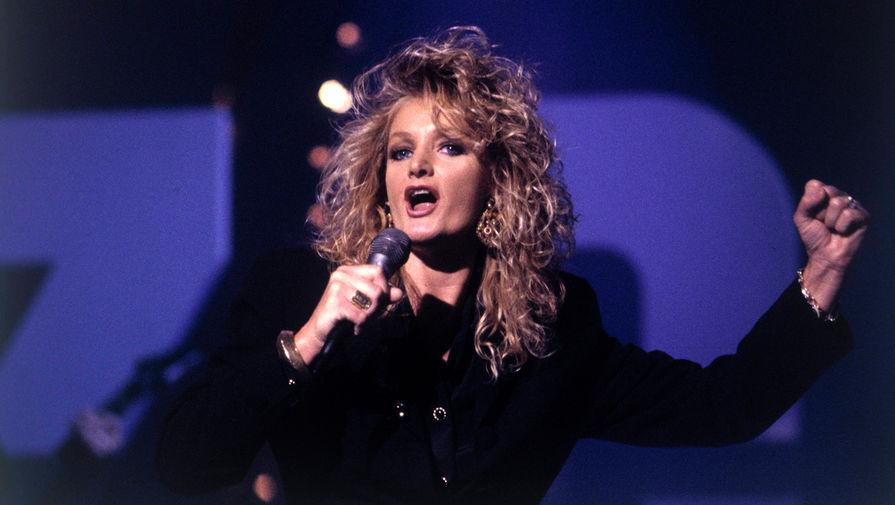 Бонни Тайлер, 1992 год