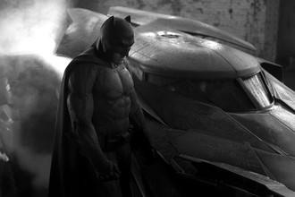 Бен Аффлек в фильме «Бэтмен против Супермена: На заре справедливости» (2016)