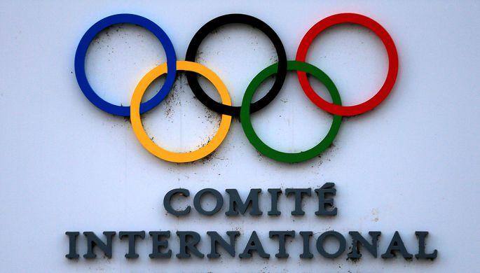Российским олимпийцам запретили использовать национальную символику