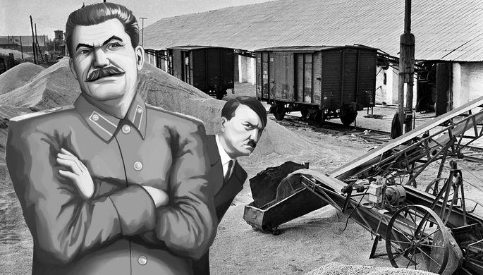 Зерно Гитлеру, оружие Сталину: кто кого переиграл в 1939 году
