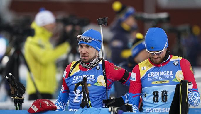 Александр Логинов и Антон Бабиков