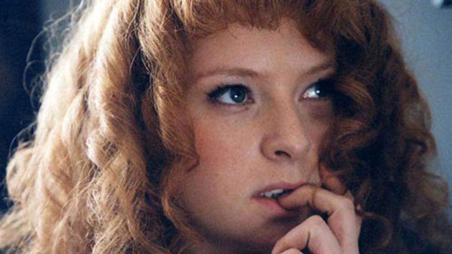 Актриса Амалия Мордвинова. Кадр из фильма «Затворник» (1999)