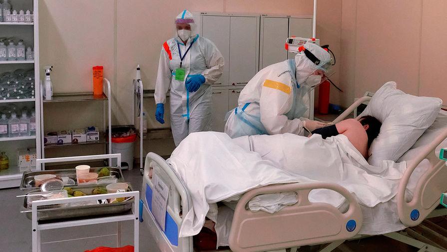 В России выявлено 10 565 новых случаев коронавируса