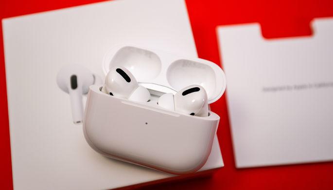 «Яблоки» созрели:Apple покажет AirPods 3 на следующей неделе