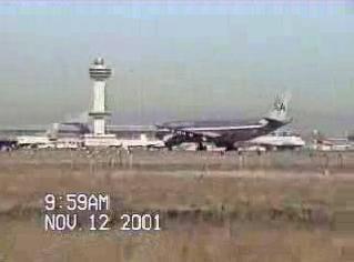 Рейс AA 587 за 17 минут до катастрофы