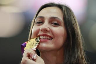 Мария Ласицкене может лишиться права выступать на международных турнирах даже в нейтральном статусе