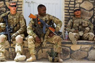 Снимите санкции: «Ростех» готов поставлять патроны Пентагону