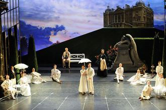 На Чеховском театральном фестивале показали современную версию балета «Спящая красавица»