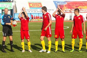 Тульский «Арсенал» начал проигрывать
