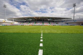 На стадионе «Центральный» в Екатеринбурге состоятся матчи чемпионата мира 2018