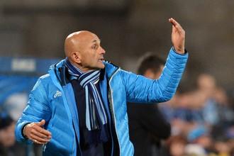 Лучано Спаллетти, в целом, остался доволен результатом и содержанием игры с «Томью»