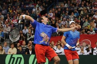 Томаш Бердых и Радек Штепанек приблизили сборную Чехии к новому триумфу в Кубке Дэвиса