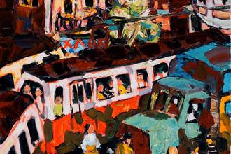 Красный трамвай, 1996