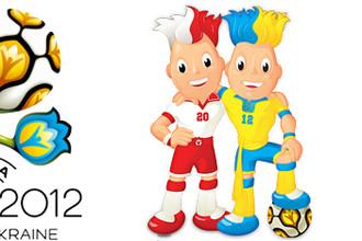 Украина/Польша-2012. Славек и Славко