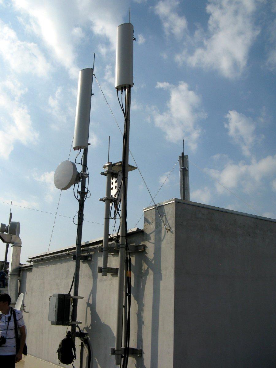Tele2 за год построил 7000 базовых станций