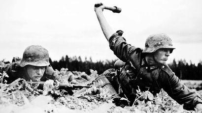 О чем совещалось немецкое командование в первый месяц Великой Отечественной войны