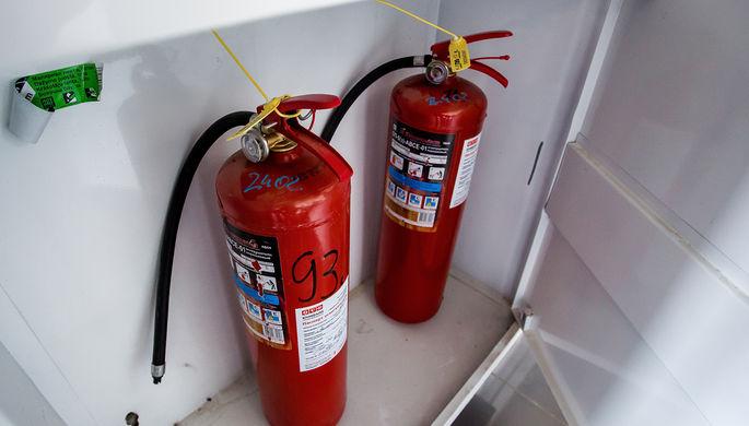 Дым без огня: как производят огнетушители