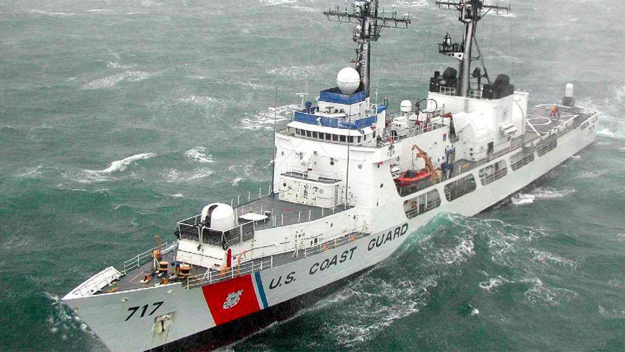 Корабли ВМС Украины и береговой охраны США провели тренировку в Черном море
