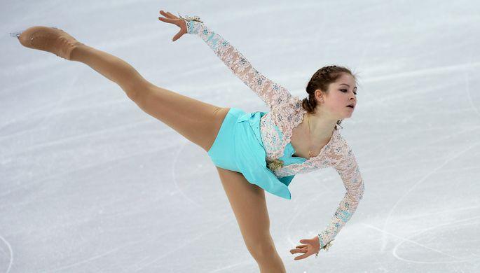 Юлия Липницкая больше не будет радовать публику своим катанием