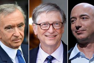 Богатые тоже плачут: Арно подвинул Гейтса
