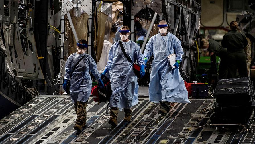 Лечат деньгами: как американская оборонка справляется с коронавирусом