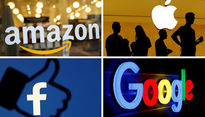 Бизнес прежде всего: как IT-гиганты из США разрушают мировую экономику