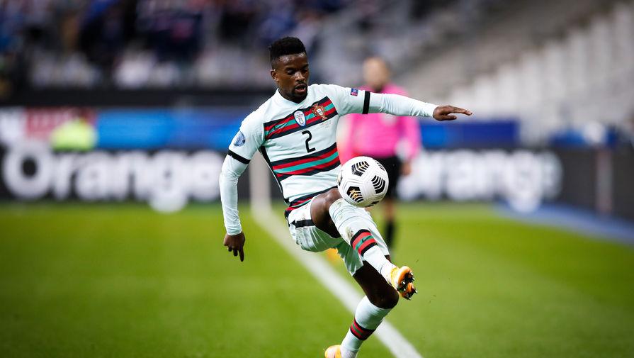 Игрок сборной Португалии Нельсон Семеду