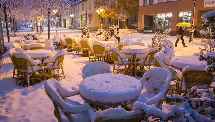 Почему Европу ждут холода