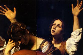 Караваджо. «Положение во гроб» (1603)