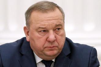 Председатель комитета Государственной думы РФ по обороне Владимир Шаманов