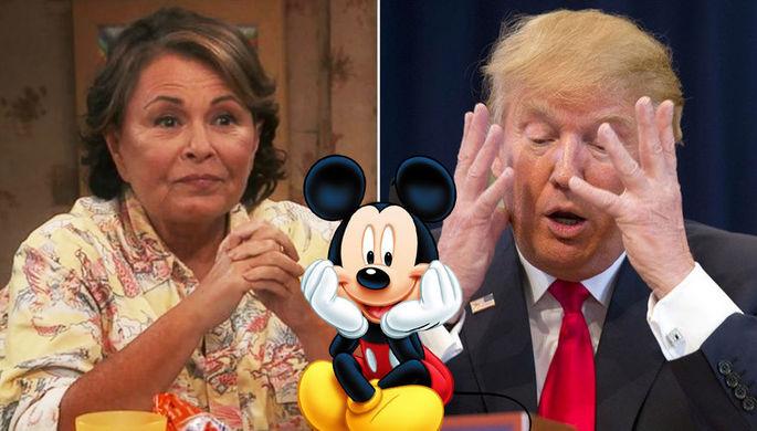 Disney против Трампа: при чем здесь расизм
