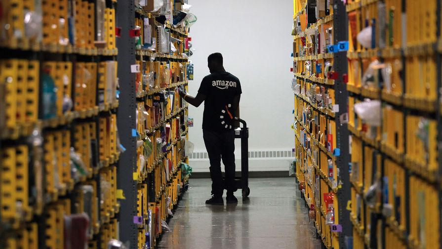 Со склада Amazon госпитализировали 24 человека после инцидента с роботом