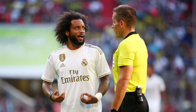 Марсело в составе «Реала»